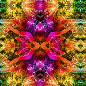 ABSTRACT PATTERN 10 magical lights PSMGE