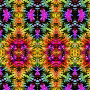 ABSTRACT PATTERN  MAGICAL LIGHTS FAERY13  PSMGE