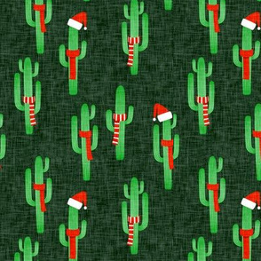 Christmas Cactus - green - LAD19