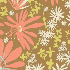 Beautiful Blooms - Dust