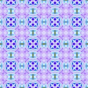 Soft Gothic Lavender Flowers