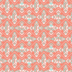 Southwest Coral Small