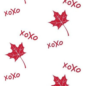 Love the Maple Leaf