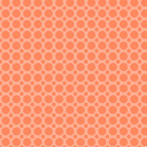 pink grapefruit dots