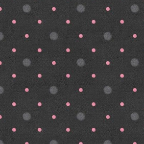 Sleepy Series Pink Dots Dark Large