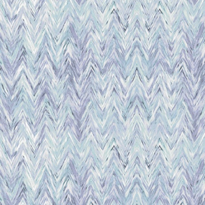 Painted Chevron, frenchgray