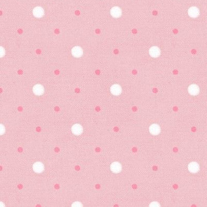 Sleepy Series Pink Dots Light Large