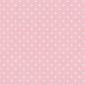 Sleepy Series Pink Dots Light Ditsy