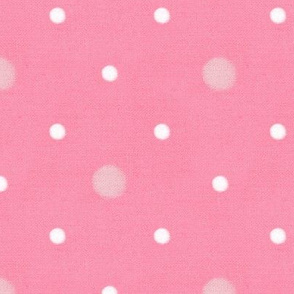 Sleepy Series Pink Dots Mid-tone Jumbo