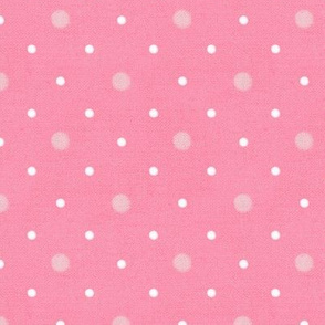 Sleepy Series Pink Dots Mid-tone Large