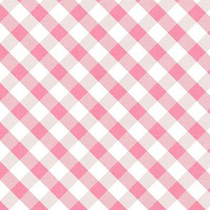 Sleepy Series Pink Gingham Light