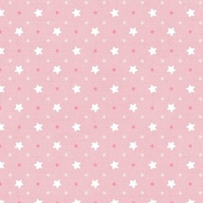 Sleepy Series Pink Stars Light