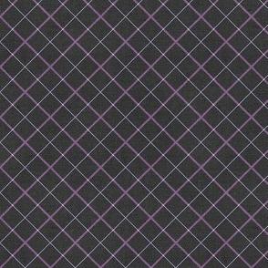Sleepy Series Lavender Tattersall Dark