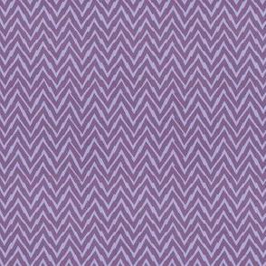 Sleepy Series Lavender Chevron Dark