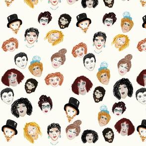 Heads Pattern