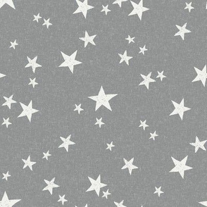 nursery stars fabric - dove sfx1501- star fabric, stars fabric, kids fabric, bedding fabric, nursery fabric - terracotta trend