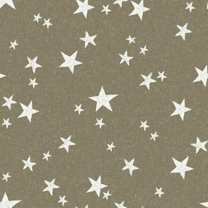 nursery stars fabric - aloe sfx0620 - star fabric, stars fabric, kids fabric, bedding fabric, nursery fabric - terracotta trend