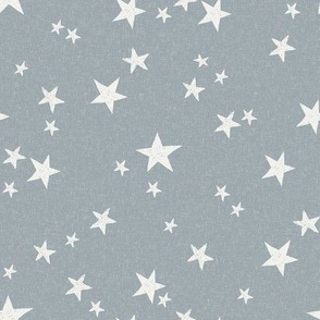 nursery stars fabric - quarry sfx4305 - star fabric, stars fabric, kids fabric, bedding fabric, nursery fabric - terracotta trend
