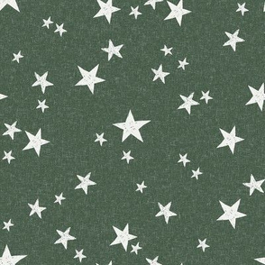 nursery stars fabric - hunter sfx0315 - star fabric, stars fabric, kids fabric, bedding fabric, nursery fabric - terracotta trend