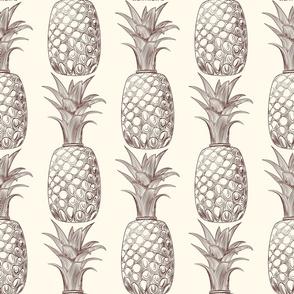 Natural Pineapples