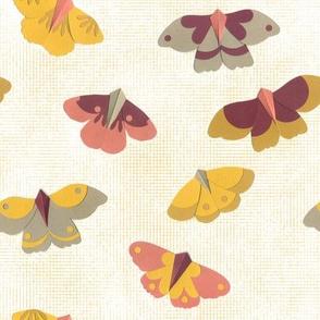 Paper Moth