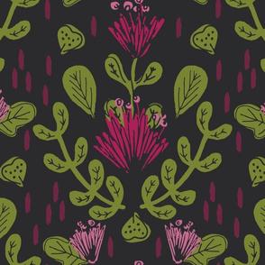 Boho Floral, Jumbo