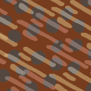 Dibble Dabble- Terracotta