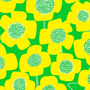PopUpFlower_Lemon/Lime