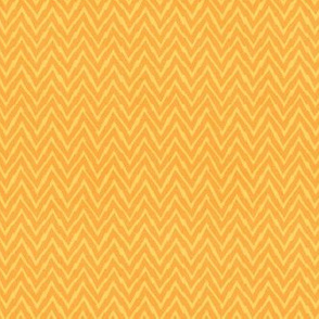 Sleepy Series Yellow Chevron Mid-tone