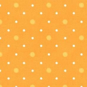 Sleepy Series Yellow Dots Mid-tone Large