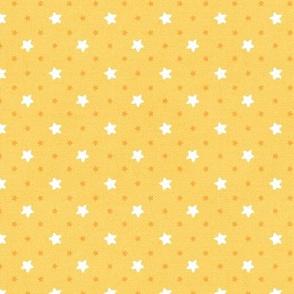 Sleepy Series Yellow Stars Light