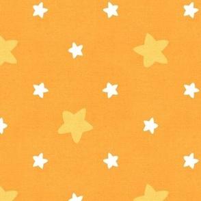 Sleepy Series Yellow Stars Mid-tone Jumbo