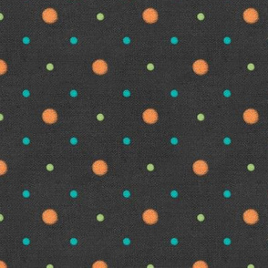 Sleepy Series Jungle Dots Dark Large