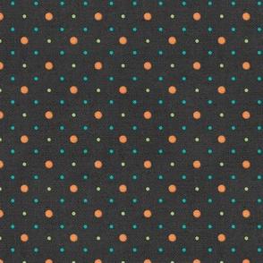 Sleepy Series Jungle Dots Dark