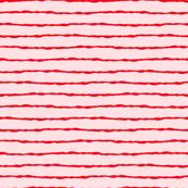 pink blush stripes