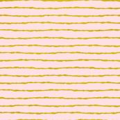 pink gold stripes