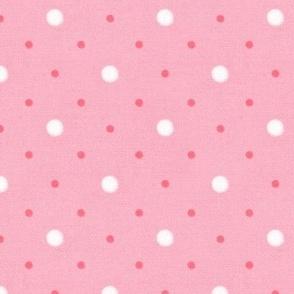 Sleepy Series Sherbet Dots Light Large