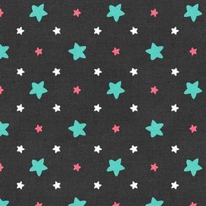 Sleepy Series Sherbet Stars Dark Large