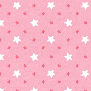 Sleepy Series Sherbet Stars Light Large