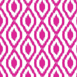 Kaylene Chain Hot Pink