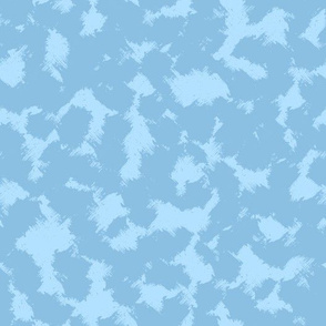 Subtle texture Stains light blue