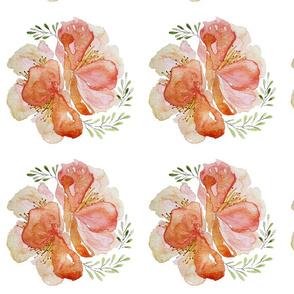 Peachy Peonies