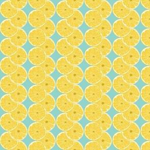 Sliced Lemon Stripe