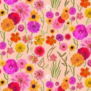 Late August Garden Pink