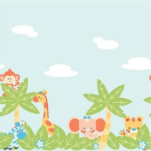 Babies of the Jungle