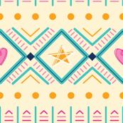 Aztec Doodles