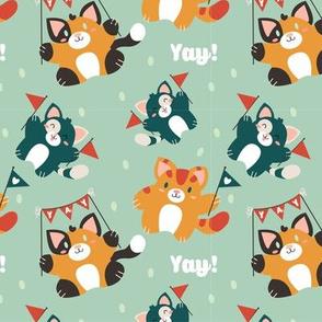 Yay, Cats!