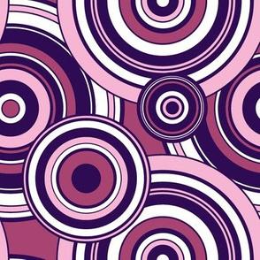 Max Crazy Circle ~ PurplePink