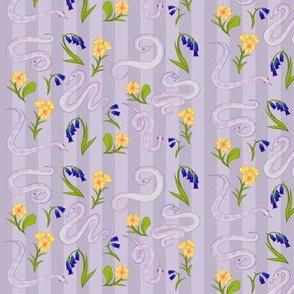 Garden Snakes (Purple)