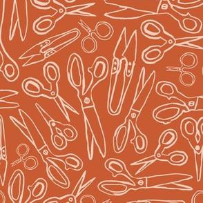 Inky Scissors | Vermilion